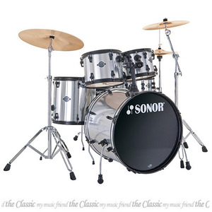 SONOR 세트드럼 Sonor Smart Force [2011 새롭게 출시된 New Model]