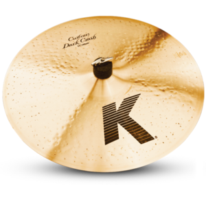Zildjian K custom DARK 크래쉬