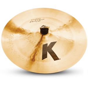 Zildjian K custom DARK 차이나심벌