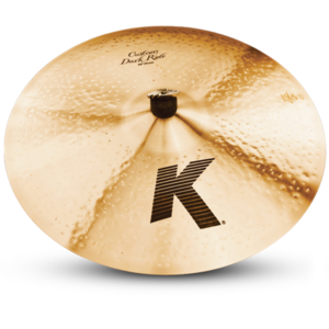 Zildjian K custom DARK 라이드